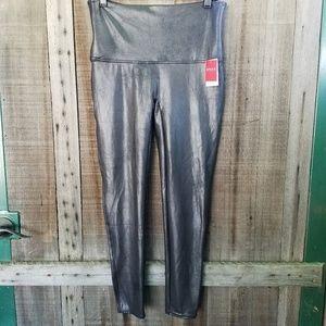 Spanx   Faux Leather Leggings 1X NWT